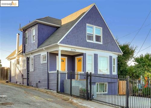 Photo of 2031 19Th Ave, OAKLAND, CA 94606 (MLS # 40926010)