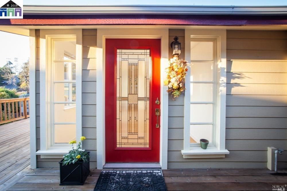 Photo for 509 Tremont Avenue, POINT RICHMOND, CA 94801 (MLS # 40890012)