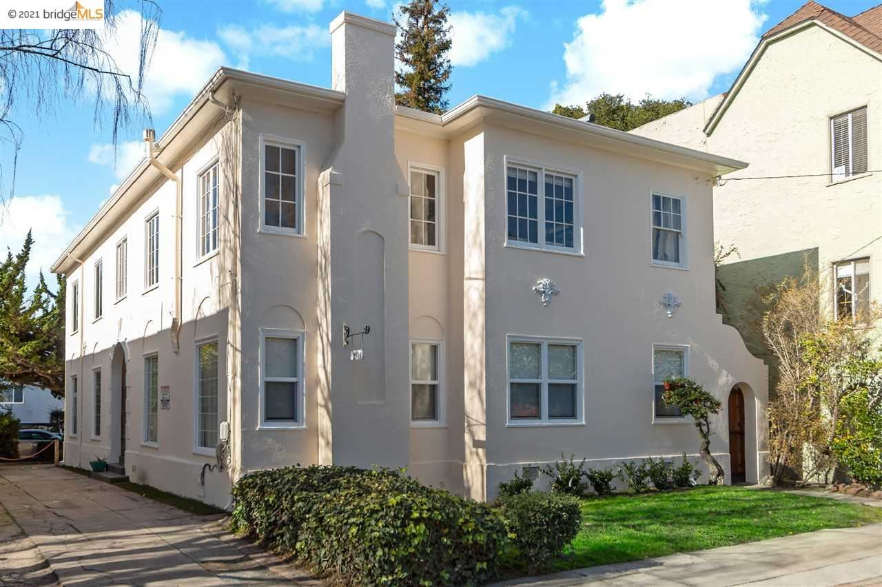 Photo of 2924 Florence St, BERKELEY, CA 94705 (MLS # 40938012)
