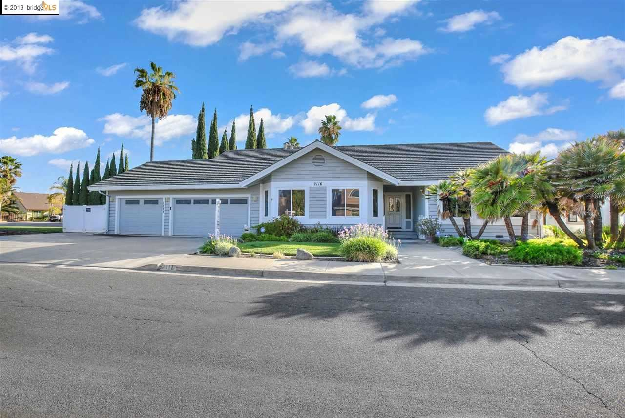 2116 Sand Point Rd, Discovery Bay, CA 94505 - MLS#: 40880018
