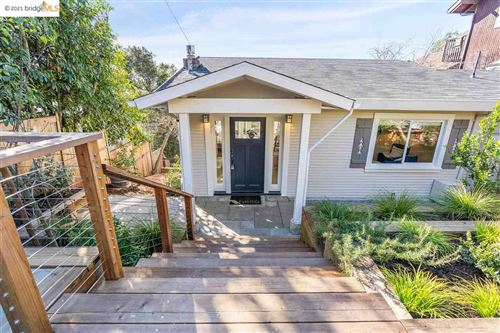 Photo of 5945 Sherwood Dr, OAKLAND, CA 94611 (MLS # 40935019)