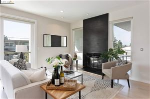 Photo of 250 Whitmore #Penthouse 401, OAKLAND, CA 94611 (MLS # 40886020)