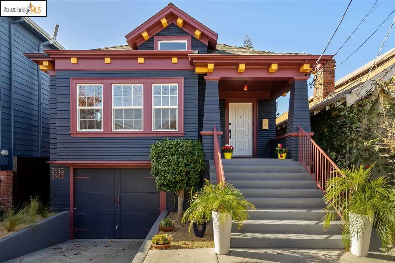 Photo for 3915 Lusk St, OAKLAND, CA 94608 (MLS # 40930020)