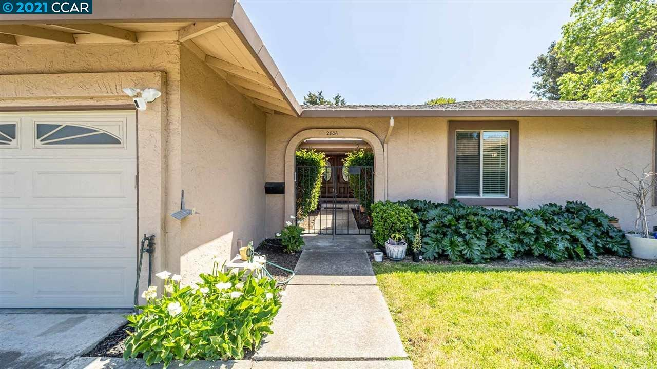 Photo of 2806 Winthrop Ave, SAN RAMON, CA 94583 (MLS # 40945020)