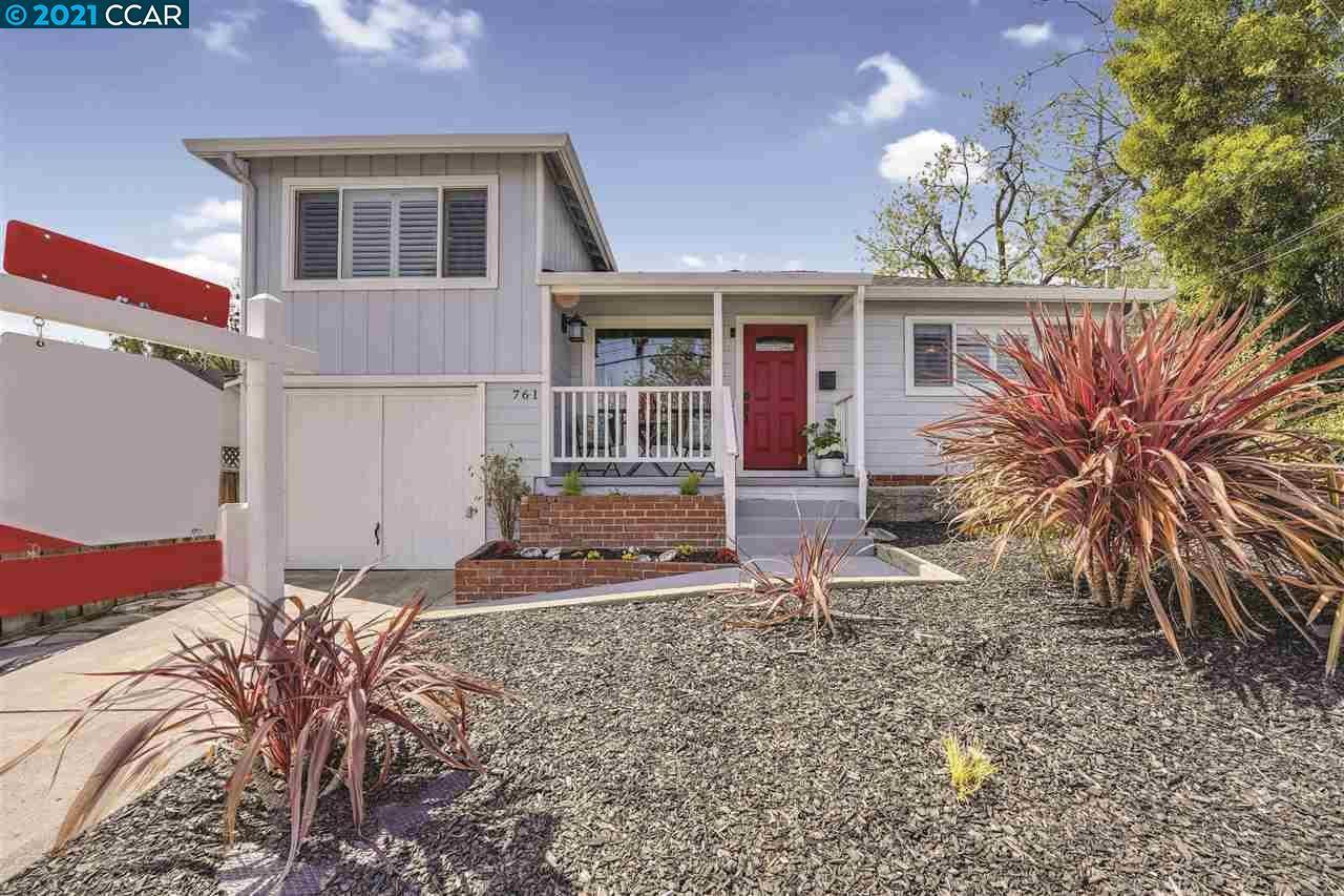 Photo of 761 Palm Ave, MARTINEZ, CA 94553 (MLS # 40943022)