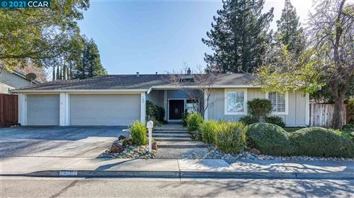 Photo of 145 Firestone Dr, WALNUT CREEK, CA 94598 (MLS # 40935024)