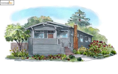Photo of 3800 High St, OAKLAND, CA 94619 (MLS # 40901026)