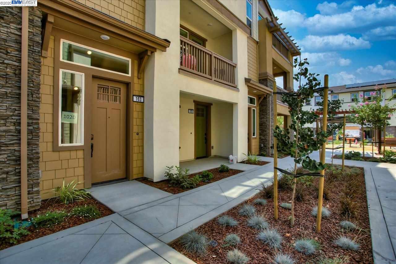Photo for 163 Dora Falls Terrace #102D, FREMONT, CA 94536 (MLS # 40911031)