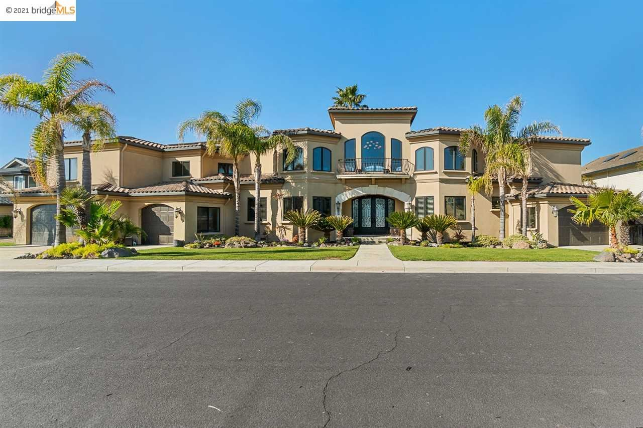 Photo of 4411 Driftwood Ct, DISCOVERY BAY, CA 94505 (MLS # 40940031)