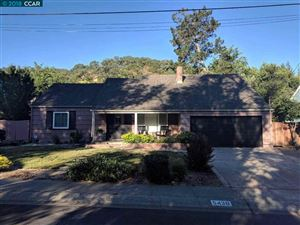 Photo of 5430 Likins Ave, MARTINEZ, CA 94553 (MLS # 40830038)