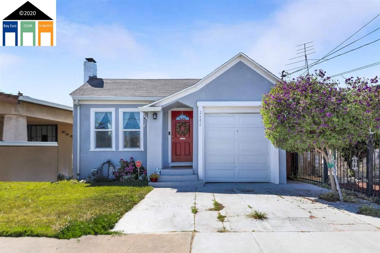 Photo for 2686 68Th Ave, OAKLAND, CA 94605 (MLS # 40921040)