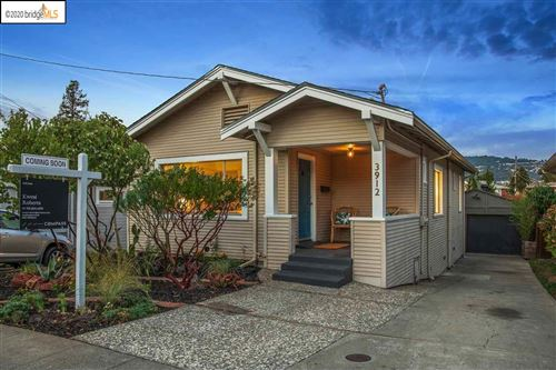 Photo of 3912 Nevil, OAKLAND, CA 94601 (MLS # 40923041)