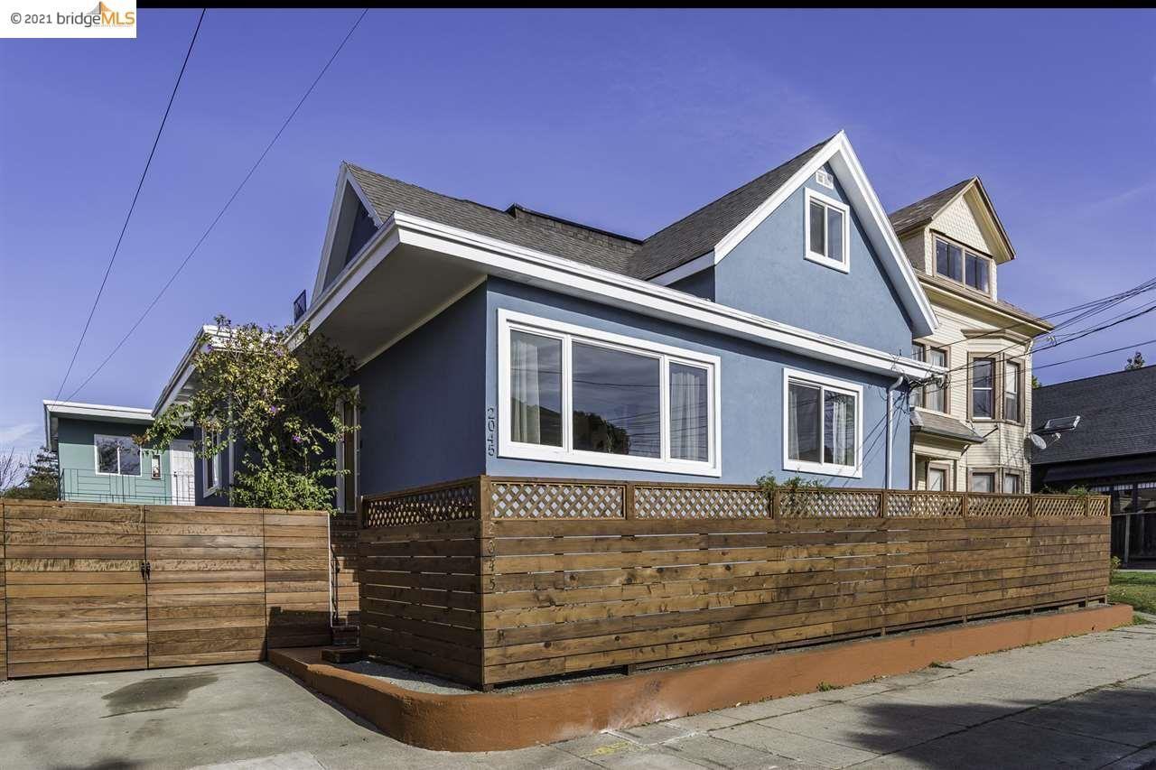 Photo of 2043 Emerson, BERKELEY, CA 94703 (MLS # 40936043)