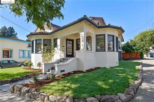 Photo of 6667 Chabot Rd, OAKLAND, CA 94618 (MLS # 40886047)