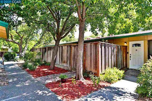 Photo of 2600 Jones Rd #15, WALNUT CREEK, CA 94597 (MLS # 40953049)