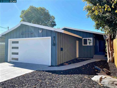 Photo of 1920 Tassajara Ave, RICHMOND, CA 94805 (MLS # 40926053)