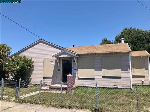 Photo of 4525 Cypress Ave, RICHMOND, CA 94804 (MLS # 40906055)