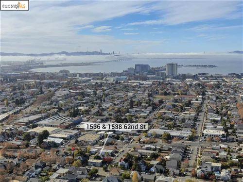 Tiny photo for 1536 62nd St, BERKELEY, CA 94703 (MLS # 40930063)