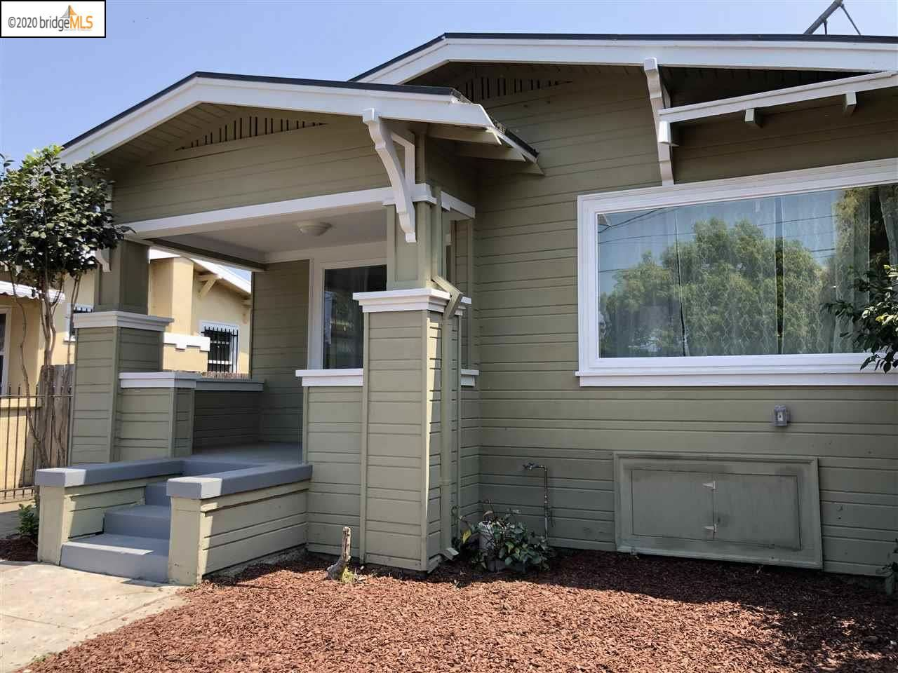 Photo for 2008 84Th Ave, OAKLAND, CA 94621 (MLS # 40915064)