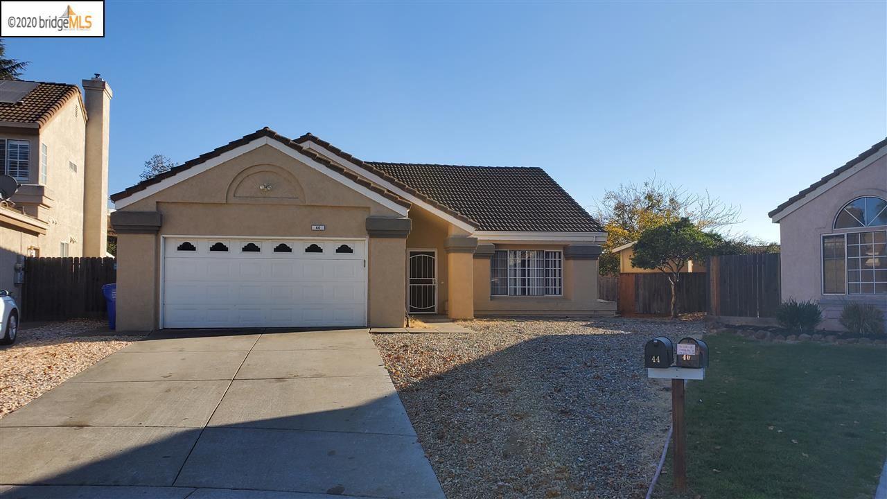 Photo for 44 Stony Hill Ct, OAKLEY, CA 94561 (MLS # 40930065)
