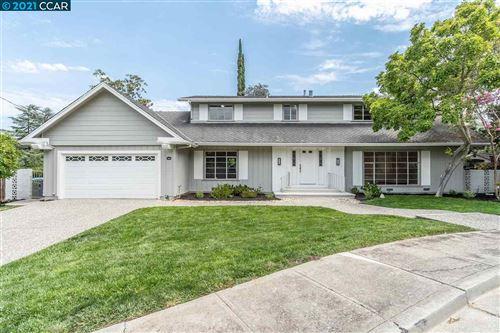 Photo of 1024 Millbrook Ct, WALNUT CREEK, CA 94598 (MLS # 40962068)