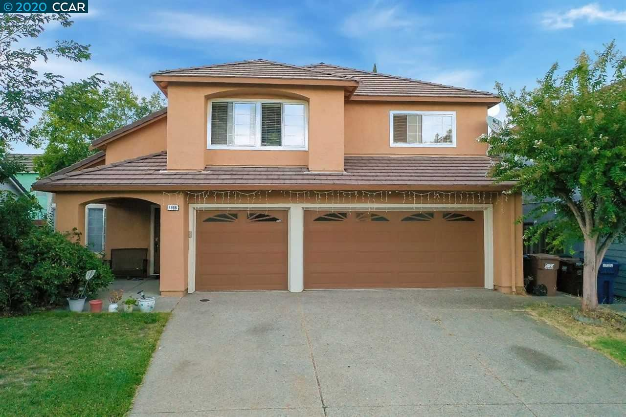 Photo of 4988 Parkgreen Circle, ANTIOCH, CA 94531 (MLS # 40916070)