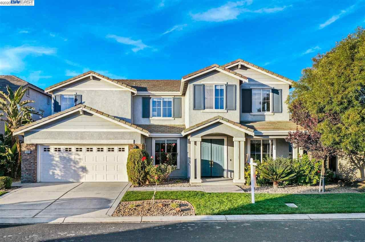 Photo for 6809 New Melones Cir, DISCOVERY BAY, CA 94505 (MLS # 40929073)