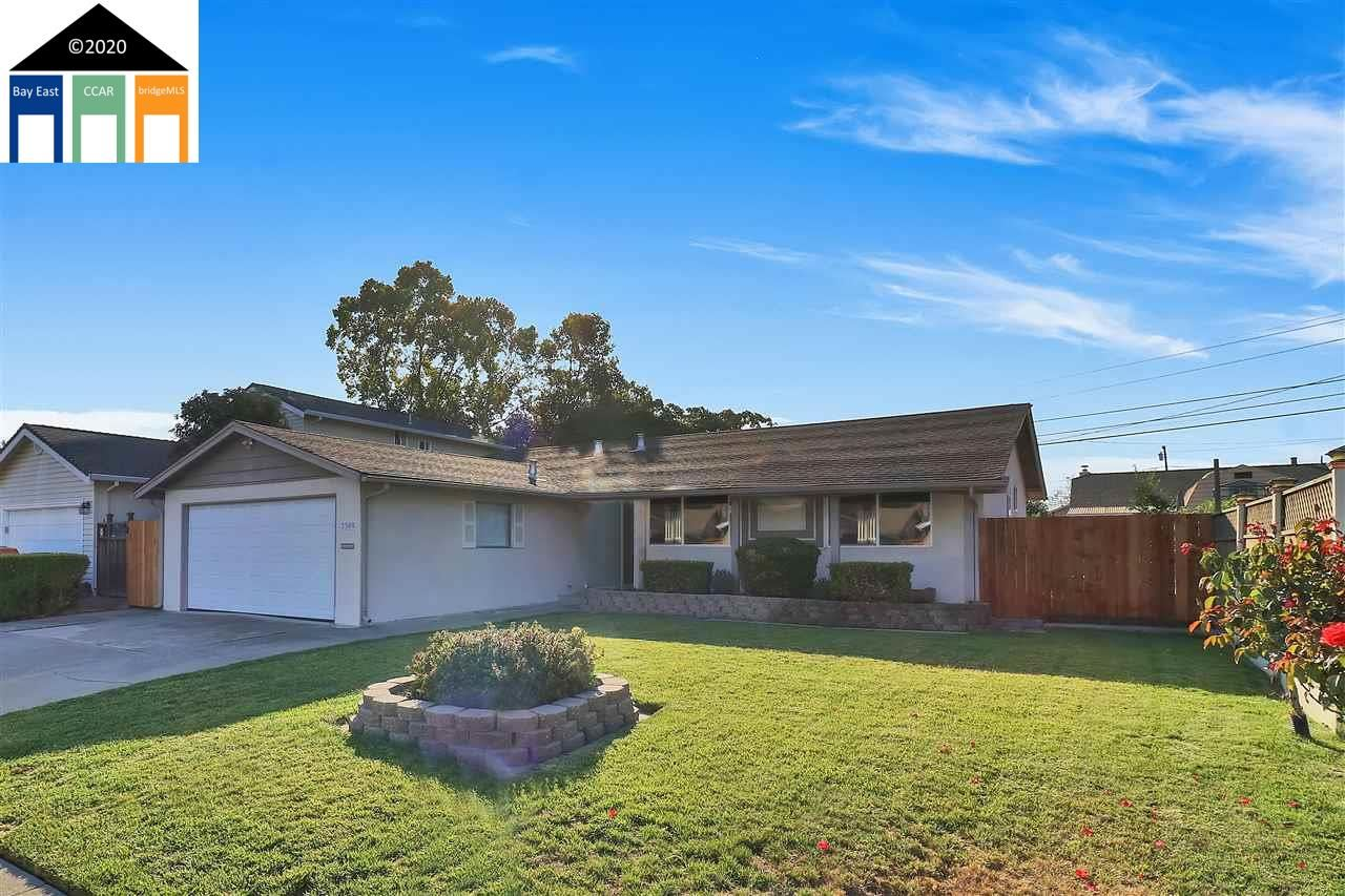 Photo for 3348 winthrop St, CONCORD, CA 94519 (MLS # 40915077)