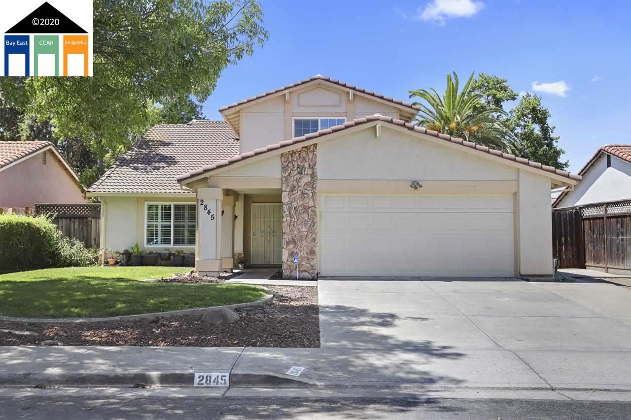 Photo for 2845 Rhett, TRACY, CA 95376 (MLS # 40921080)