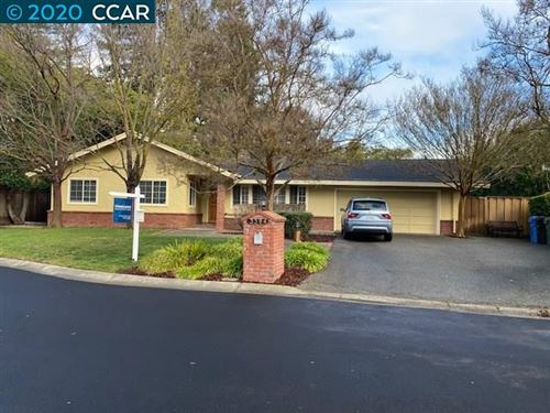Photo of 3394 Santa Maria, LAFAYETTE, CA 94549 (MLS # 40893081)