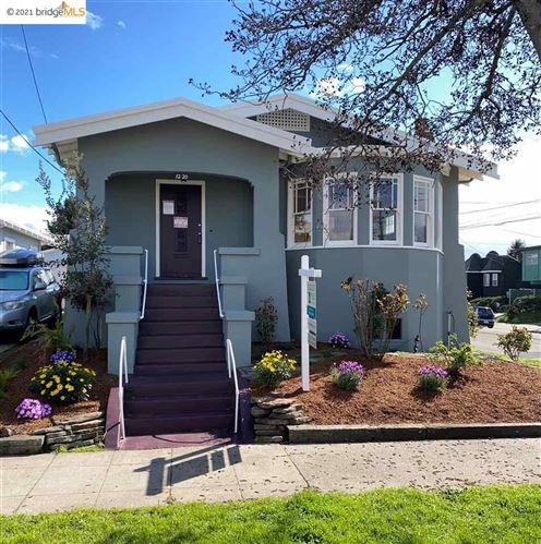 Photo of 1220 Oregon St, BERKELEY, CA 94702 (MLS # 40939081)