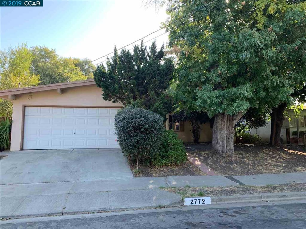 Photo for 2772 Mayfair Ave, CONCORD, CA 94520 (MLS # 40886089)