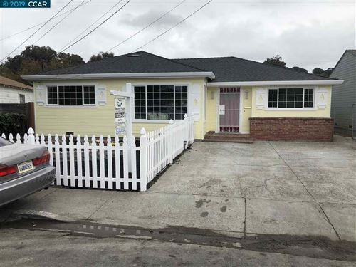 Photo of 2709 GREENWOOD DRIVE, SAN PABLO, CA 94806 (MLS # 40889095)