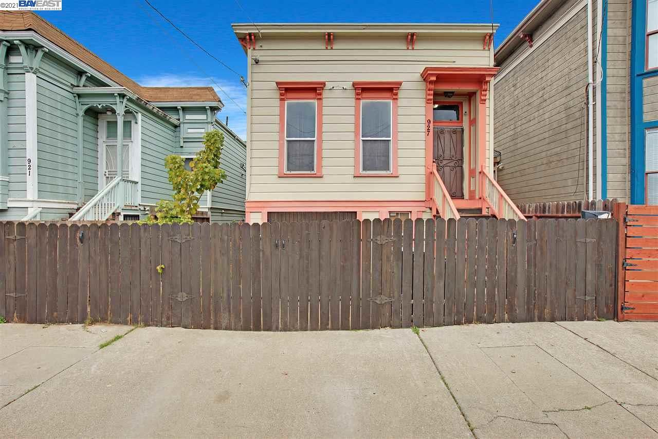 Photo for 927 Pine St, OAKLAND, CA 94607 (MLS # 40934097)