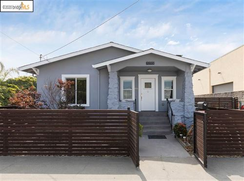 Photo of 1099 66Th St, OAKLAND, CA 94608 (MLS # 40926100)