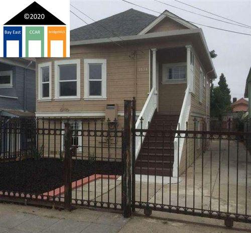 Photo of 1634 36th Avenue, OAKLAND, CA 94601-4361 (MLS # 40930101)