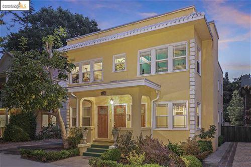 Photo of 93 Glen Avenue, OAKLAND, CA 94611 (MLS # 40919103)