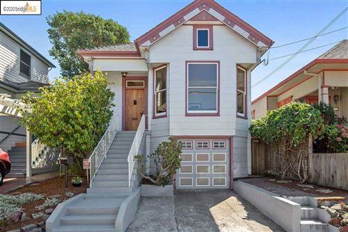 Photo of 1716 Stuart St, BERKELEY, CA 94703 (MLS # 40922104)