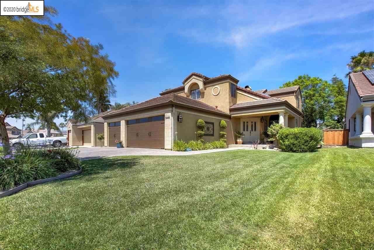 Photo of 5465 Edgeview Dr, DISCOVERY BAY, CA 94505 (MLS # 40916113)