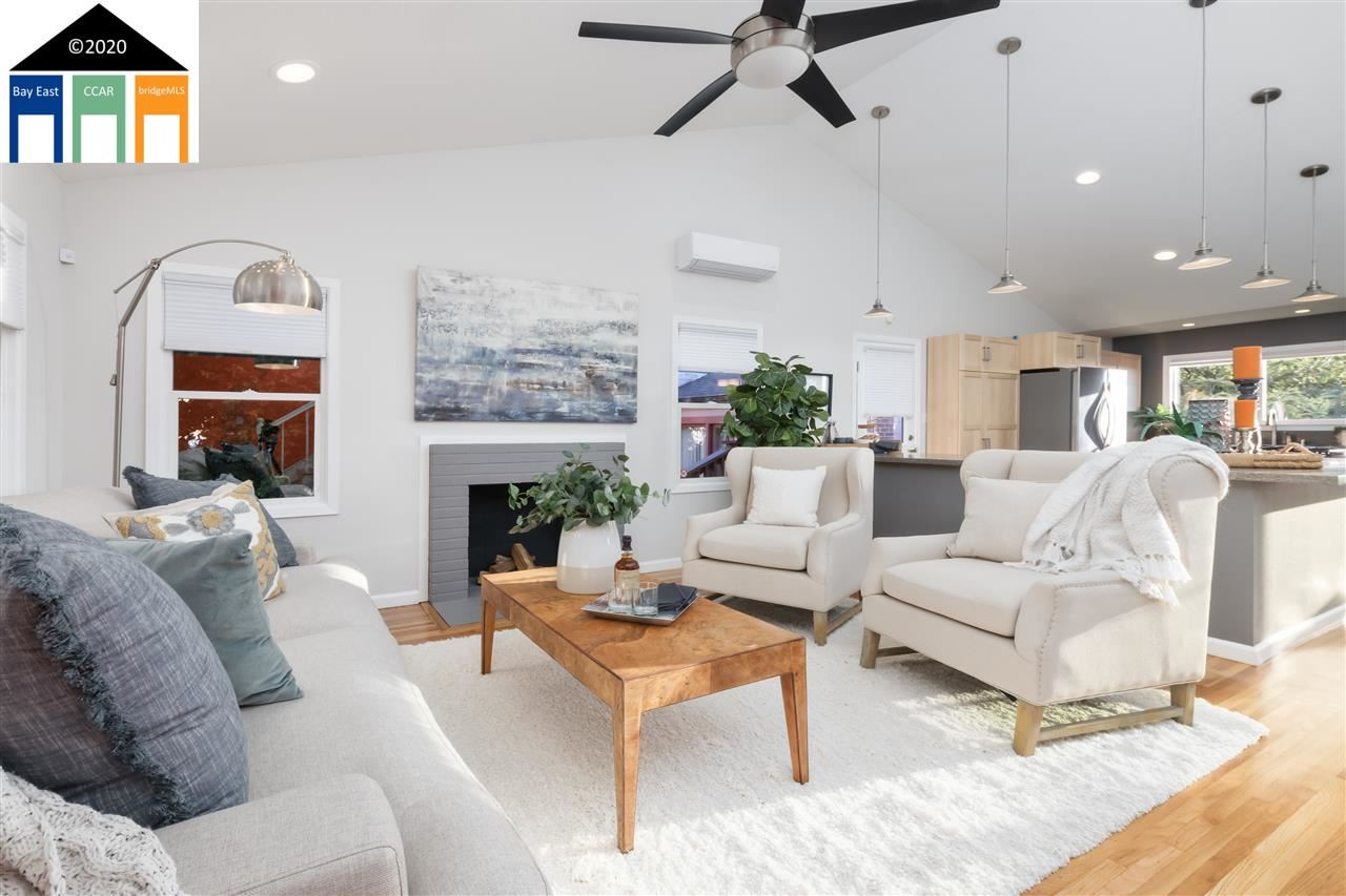 Photo for 6639 Outlook Ave, OAKLAND, CA 94605 (MLS # 40927118)