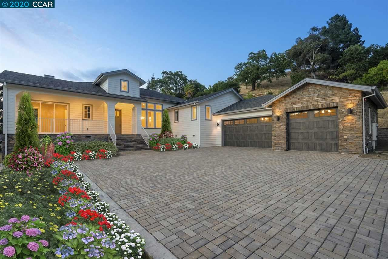 Photo for 1698 Reliez Valley Road, LAFAYETTE, CA 94549 (MLS # 40926119)