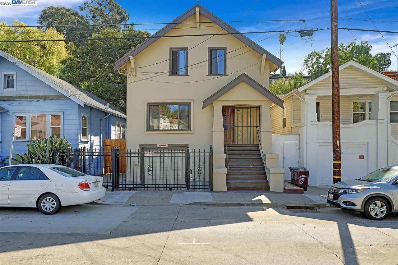 Photo for 2546 14Th Ave, OAKLAND, CA 94606 (MLS # 40926122)