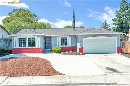 Photo of 920 Jensen Circle, PITTSBURG, CA 94565 (MLS # 40960124)