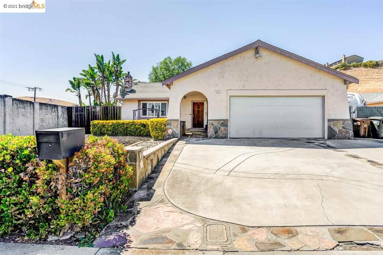 Photo of 3616 Blythe Dr, ANTIOCH, CA 94509 (MLS # 40949126)