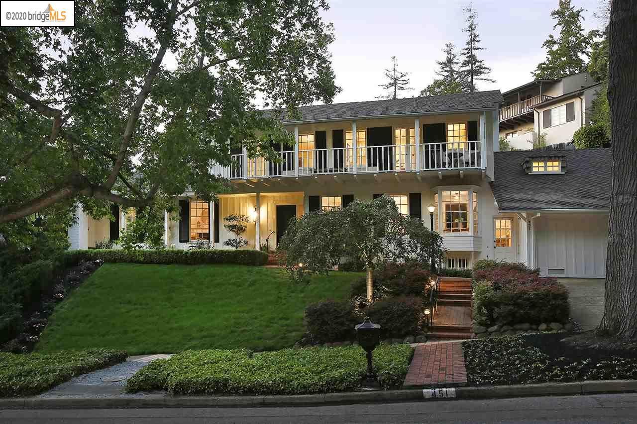 Photo for 451 Hampton Rd, PIEDMONT, CA 94611 (MLS # 40920128)