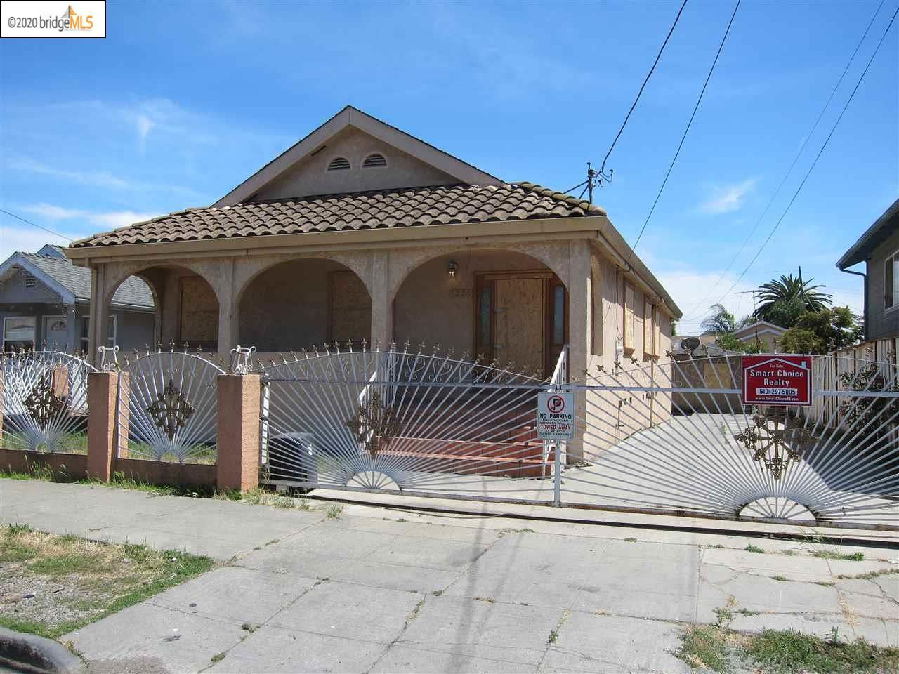 Photo for 1226 92Nd Ave, OAKLAND, CA 94603 (MLS # 40907136)