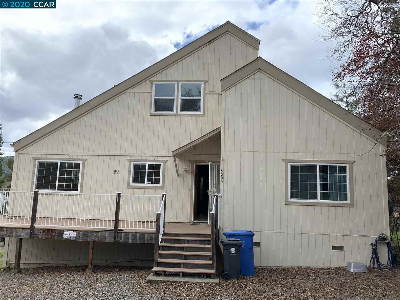 Photo for 5005 KETT Ave., CLEARLAKE, CA 95422 (MLS # 40900137)