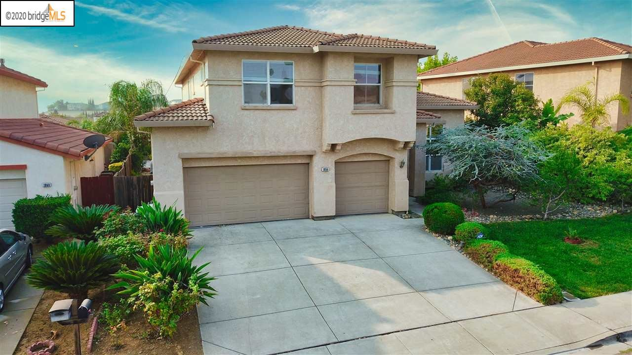Photo of 1856 Mount Conness Way, ANTIOCH, CA 94531 (MLS # 40921137)