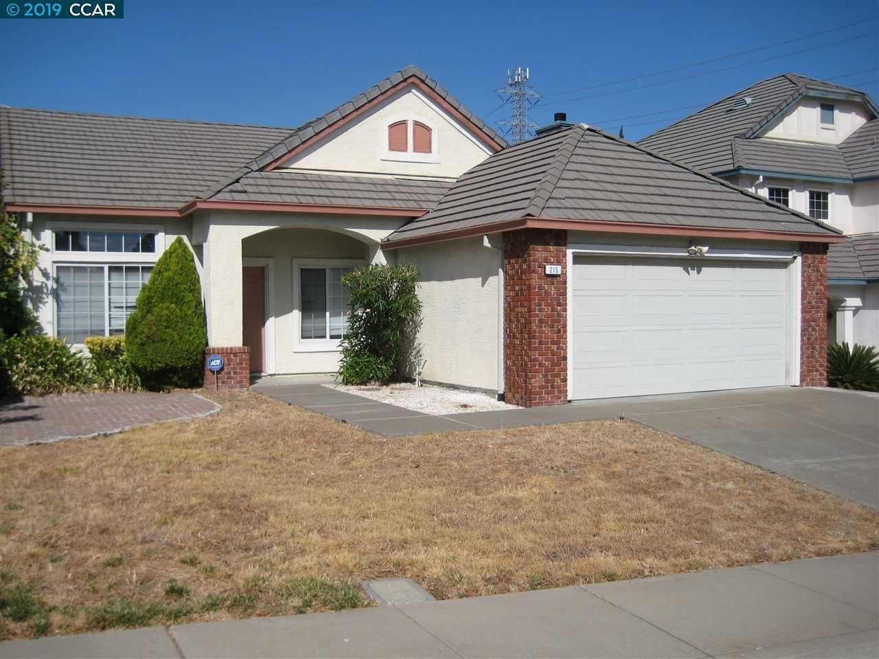 215 Shadow Hill Cir, Pittsburg, CA 94565 - #: 40884143