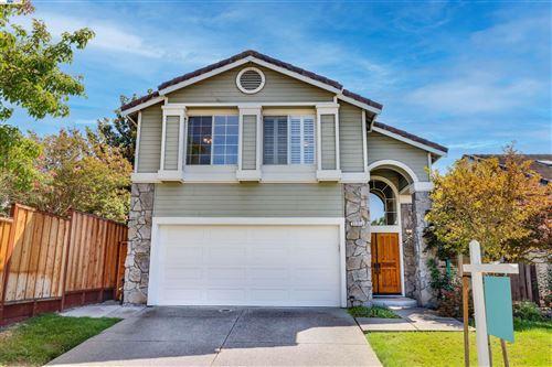 Photo of 2131 Bent Creek Drive, SAN RAMON, CA 94582 (MLS # 40967154)